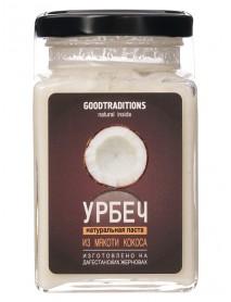 Урбеч из мякоти кокоса, 230 гр.