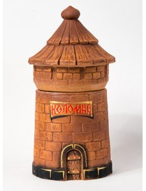 Башня керамическая с медом