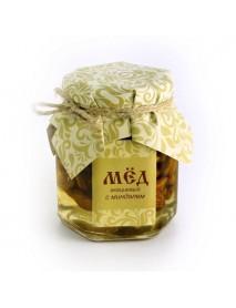 Мёд с миндалем 300 гр.