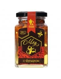 Мёд с фундуком 300 гр
